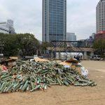 震災から24年…阪神淡路大震災1.17のつどい準備